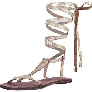 dbebb72b84b4 Women s Free People Dahlia Lace Up Sandal on Poshmark